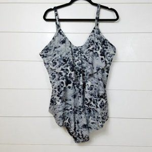 Swimsuits for All S4A Plus Sz 20 One piece swimsui